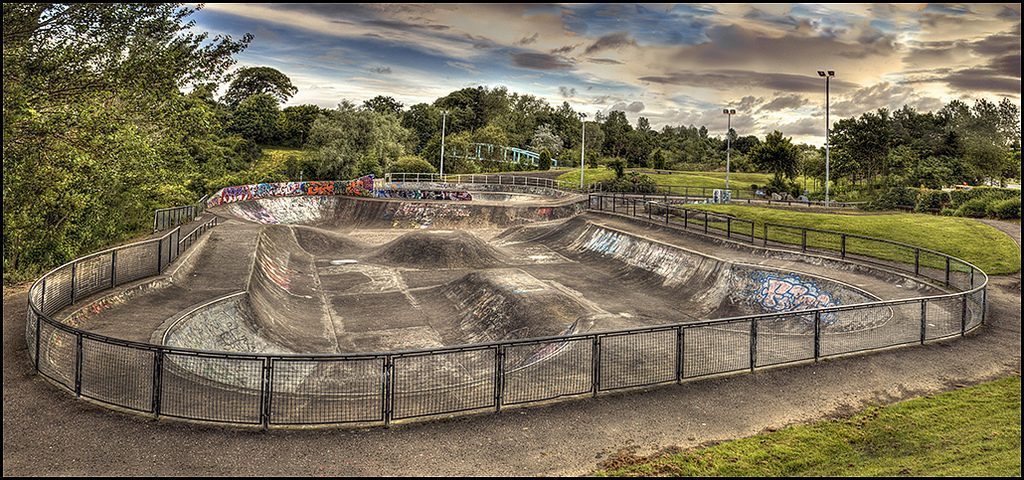 Livingston Skatepark (Livi)