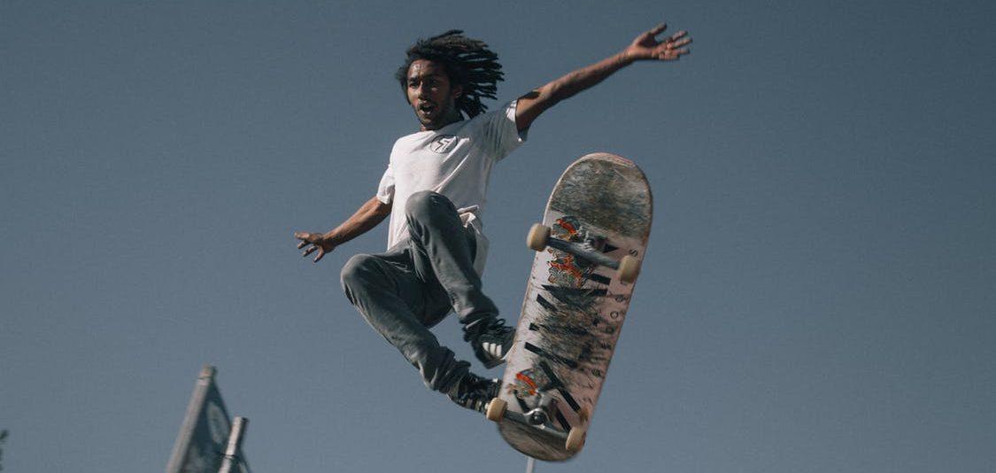 Apprendre à faire du skate : mode d'emploi