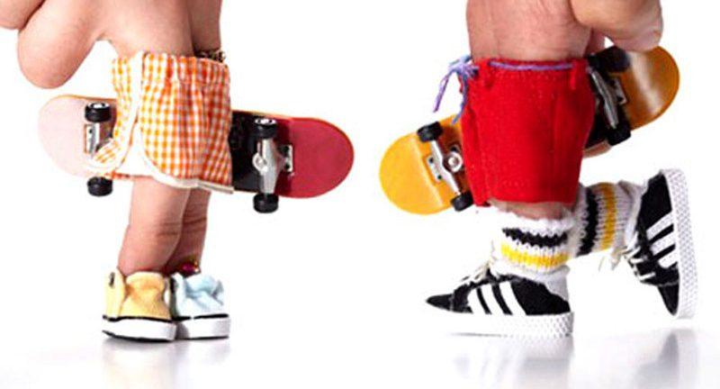 Finger Skate : comment en faire et quoi acheter ?